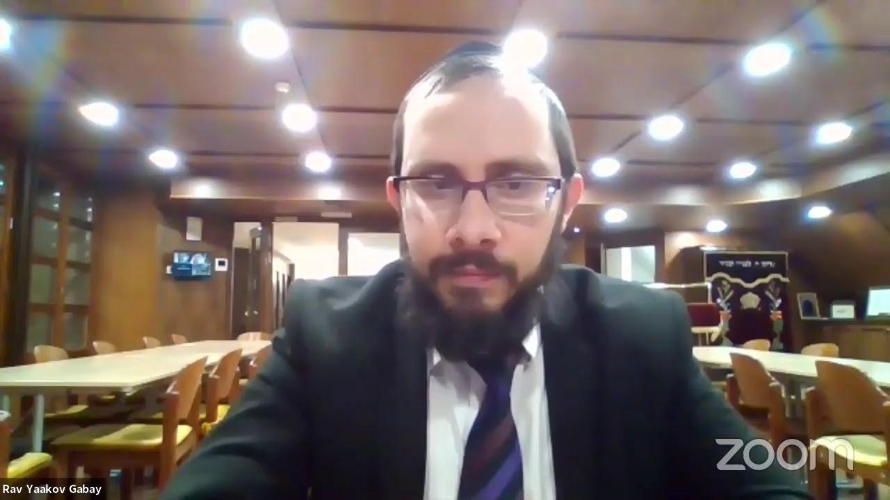 26/11/2020 - Emouna: apprendre de Yaakov - Rav Gabay