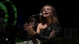 Angham - Been Elbeneen Live   أنغام - بين البينين - ساقية الصاوي البروج
