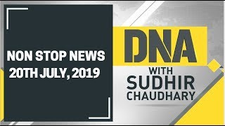 Baixar DNA: Non Stop News, 20th July, 2019