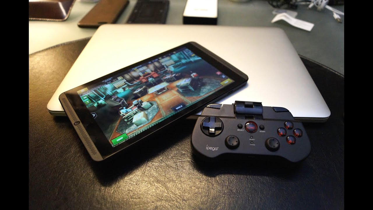 IPEGA Wireless Gamepad for Android Review