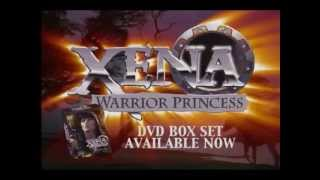 Xena warrior princess Season 1 trailer