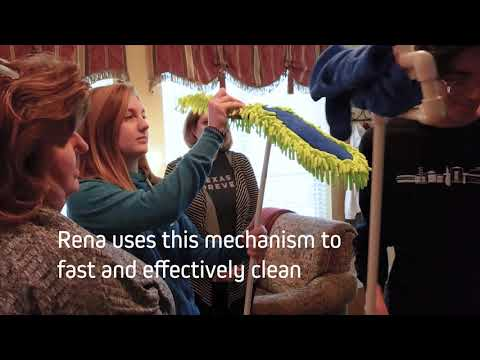 Rena - Ceiling Fan Cleaner