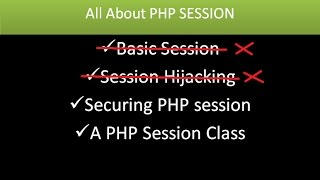 Secure your php session-03