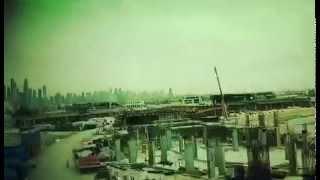 Palm Jumeirah -  MyDubai Timelapse