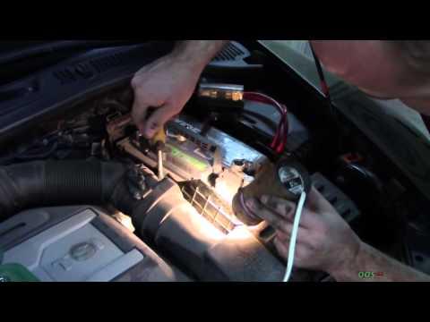 Замена масла в коробке передач DSG 7 Шкода Октавия А5