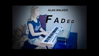 Alan Walker - Faded (atmospheric melodic Cover)
