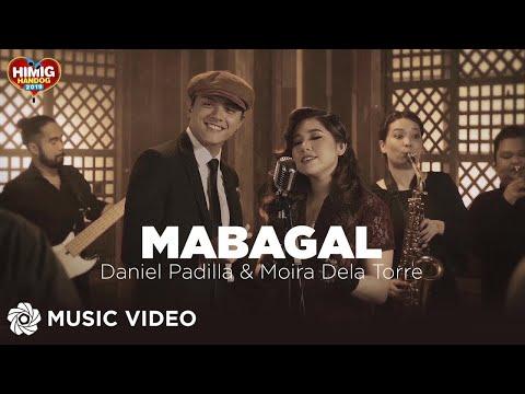 Daniel Padilla & Moira Dela Torre -  Mabagal | Himig Handog 2019 (Music Video)