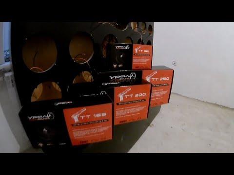 Обзор динамиков URAL TT 250, TT 200, TT 165, TT 130   БЮДЖЕТНЫЕ ДИНАМИКИ