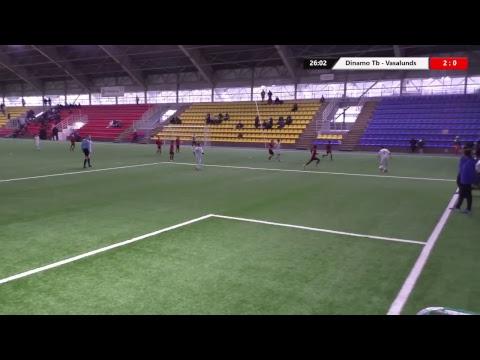 Dinamo Tbilisi (Georgia) – Vasalunds (Sweden) I