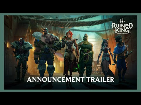 Ruined King: A League of Legends Story | Official Announcement Trailer