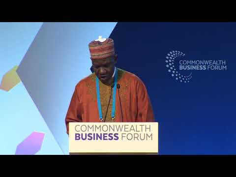 CHOGM 2018 Business Forum Day 3 | Dark Clouds: The Cyber Threat to Business & Prosperity