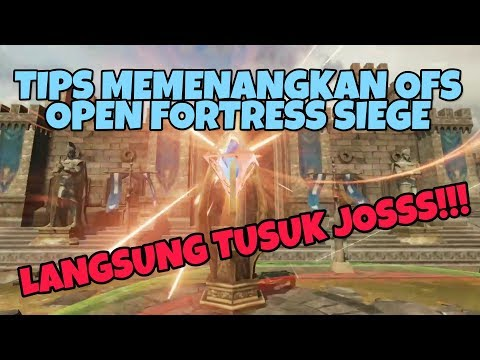 Tips Cara Menang Open Fortress Siege OFS - Lineage 2 Revolution Indonesia