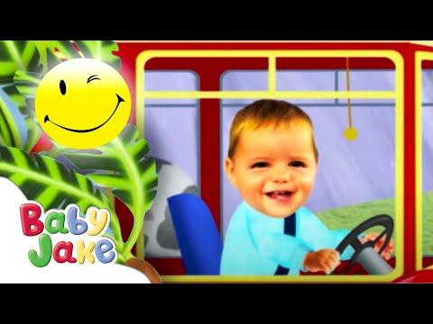 Baby Jake - Fun Driving The Bus
