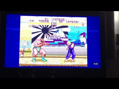 Street Fighter 2 Hyper Fighting: Zangief Vs Ken (Xbox 360)