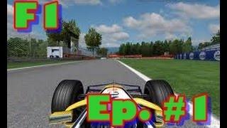 Gameplay F1 2008