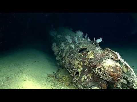 Pearl Harbor Japanese Mini Sub Dives: 2016 Shakedown