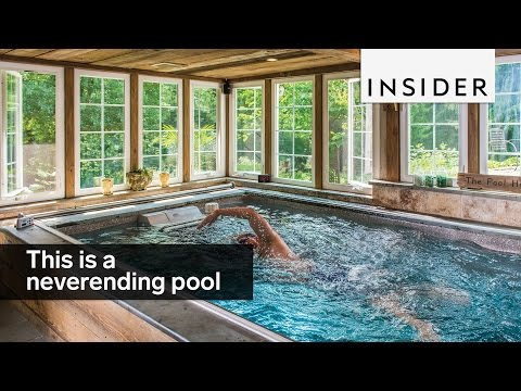 The neverending pool