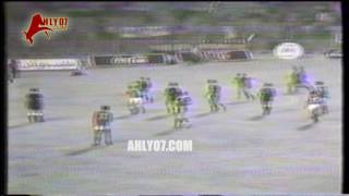 هدف فوز الأهلي 1 مقابل 0 الترسانة لشمس حامد قبل نهائي كأس مصر 12 أغسطس 1985