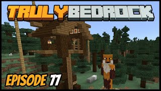 Episode 1! - Truly Bedrock (Minecraft Survival Let's Play) Episode 77
