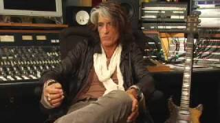 "Joe Perry Talks ""We've Got A Long Way To Go"""