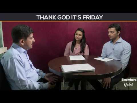 Thank God It's Friday With Dalton Capital Advisor's UR Bhat