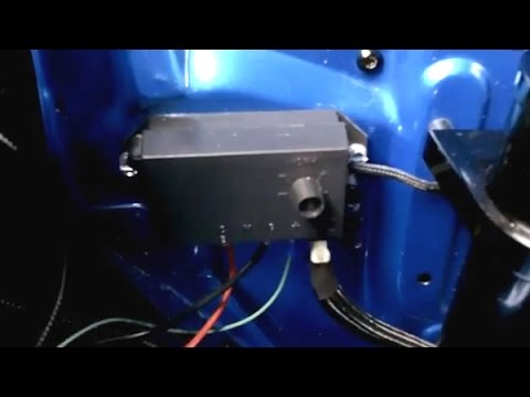 hqdefault how to install and wire flex a lite electric fan controller youtube flex a lite fan controller wiring diagram at cita.asia