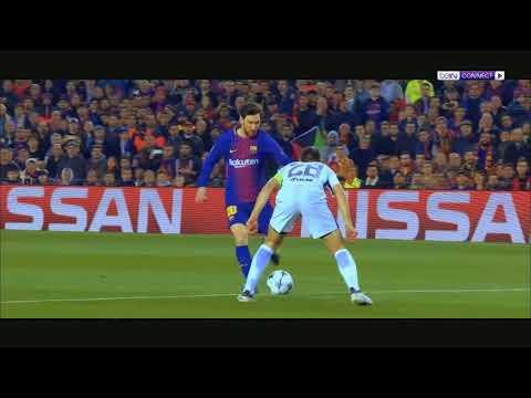 ذهاب الدور الربع نهائي من دوري أبطال أوروبا بين برشلونة وروما