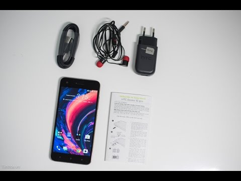 Tinhte.vn | Trên tay HTC Desire 10 Pro