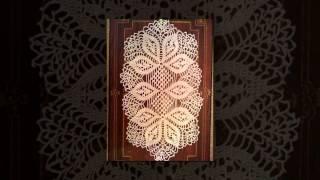 Crochet Pattern For Table Runner