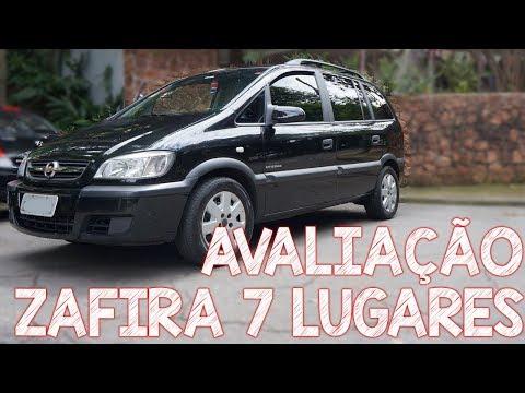 Avaliação Zafira 2011 Automática 7 Lugares - Um Dos Melhores Da Chevrolet