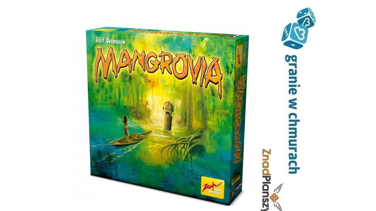 Mangrovia – zasady, przykładowa rozgrywka