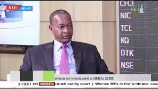 One on One with Kenya Re MD Jadiah Mwarania | Trading Bell