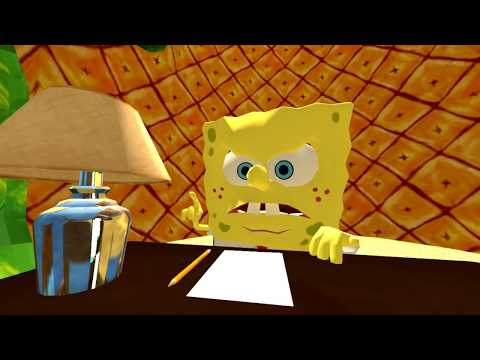 Download Youtube: Cantina Theme Played by Spongebob with a Pencil