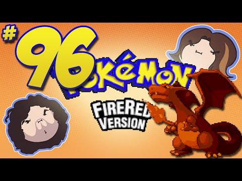 Pokemon FireRed: Sprang Break - PART 96 - Game Grumps