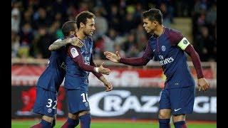 PSG Neymar aligné contre Monaco