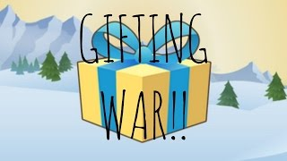 Gifting War: Animal Jam!