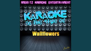 One Headlight (In the Style of Wallflowers) (Karaoke Version)