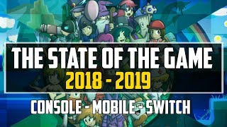 TERRARIA The STATE OF THE GAME 2018 - 2019 Update | Console | Mobile | Switch