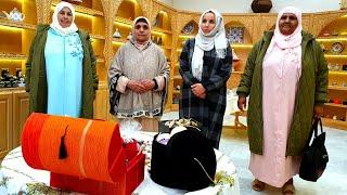 جولة بمتحف فنون الطبخ المغربي مع لالة حادة وصحباتها ( مراكش )