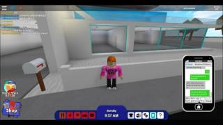 Roblox Cops- Girl says shes calling the cops on me?