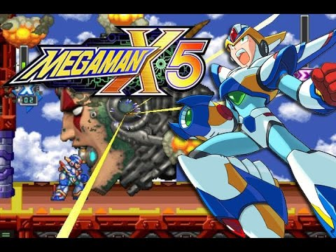 Game kinh điển – Download game MegaMan X5