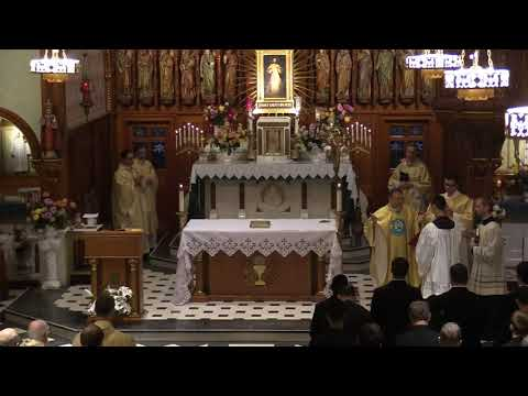 First Profession of Vows and Renewal of Vows 2017 Marian Fathers
