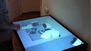 Интерактивный сенсорный  стол Киев(Интерактивный стол -это стол с сенсорным мультитачевым экраном. Его интерактивная поверхность позволяет..., 2012-05-18T13:33:58.000Z)