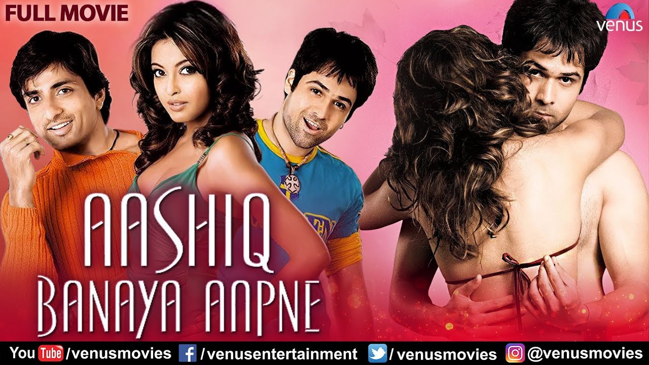 Download Aashiq Banaya Aapne Full Movie | Emraan Hashmi | Sonu Sood | Tanushree Dutta | Hindi Romantic Movie