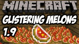 Minecraft 1.9 - Glistering Melons (HD)