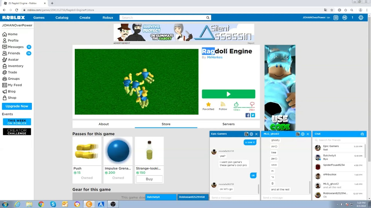 How To Push In Roblox Ragdoll Engine How To Get Free Robux - how to push in roblox ragdoll engine how to get free