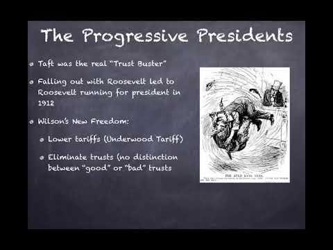 APUSH Review: The Progressive Era (Updated)