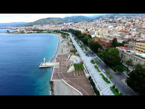 Reggio Calabria- Aerial drone By Antonio Lobello