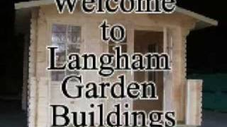 Log Cabins 5 Log Home Building, Log Cabin Design, Gardens Sheds,