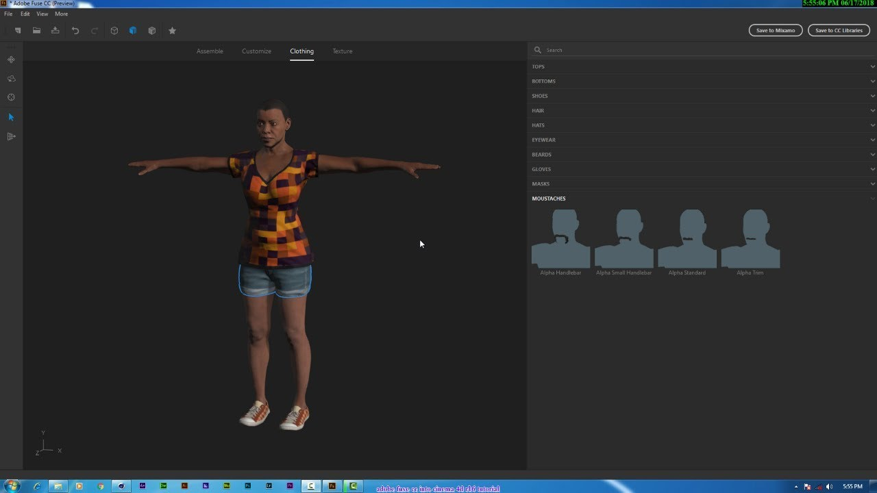 (Part 2) Creating and Rigging a Character in Cinema 4d R16 Latest